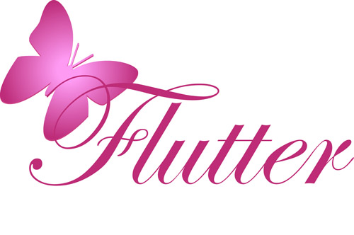 Flutter Eyes Logo